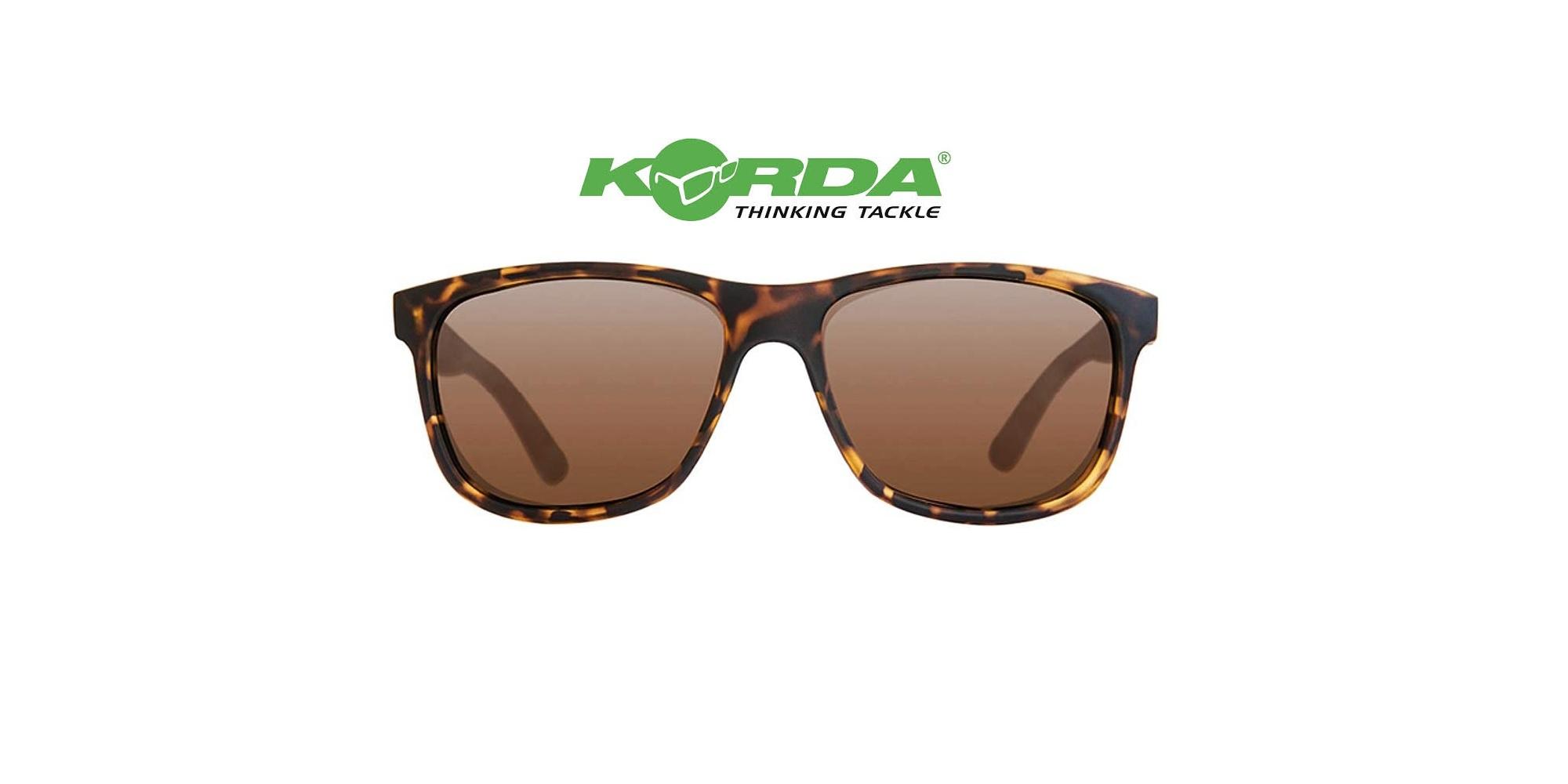 Occhiali da sole Korda  Classies TortoiseShell lente marrone cod K4D05