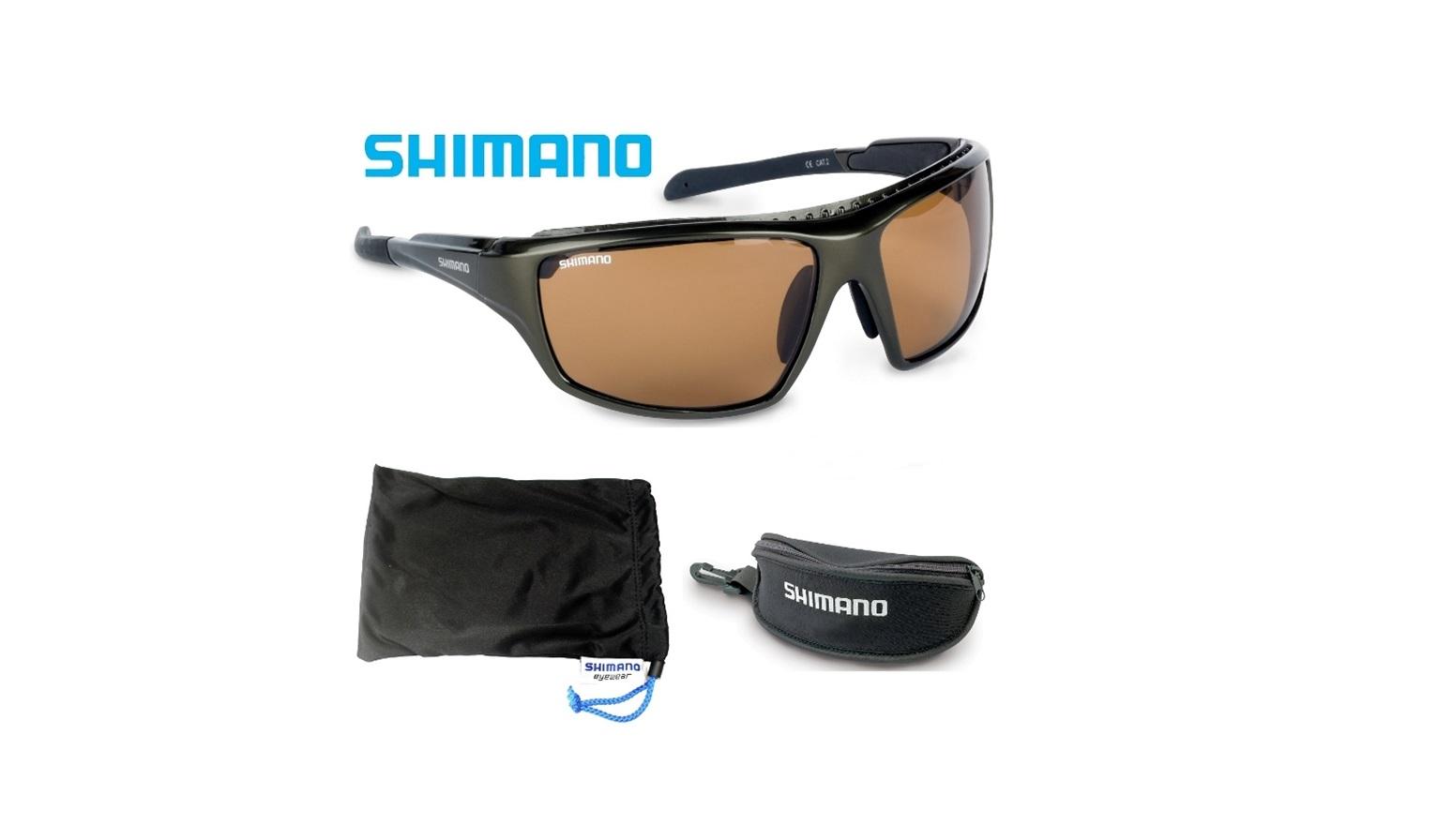 Occhiali da sole Shimano Yasei Eyewear Purist cod SUNPUR02
