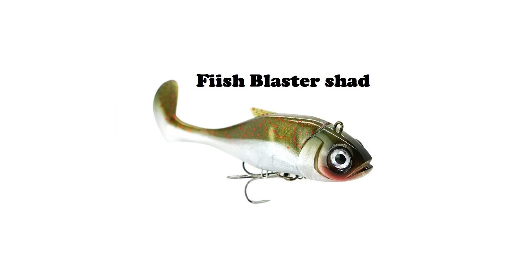Fiiish Blaster Shad
