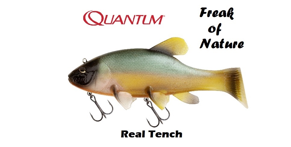 Esca Quantum Freak od Nature Swimbait Tench cod 3272002
