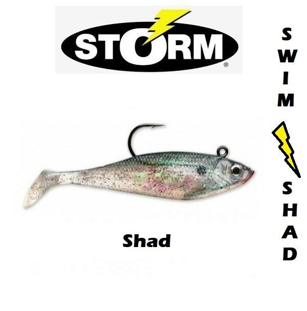 Esca Storm Wild Eye Swim Shad