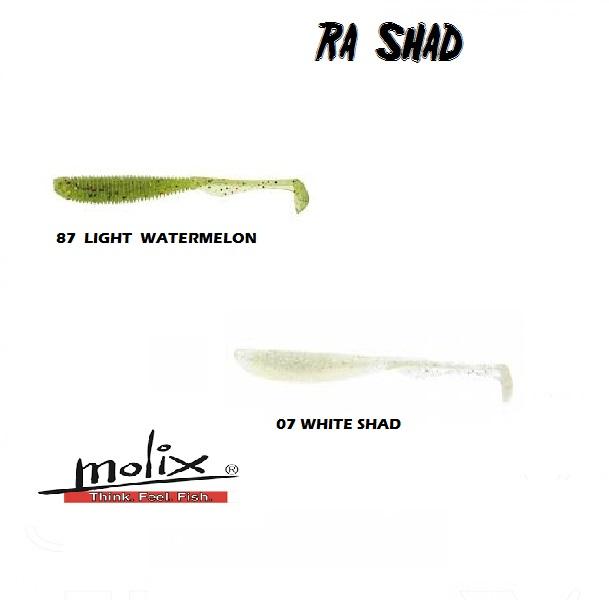 RA Shad 2 pollici