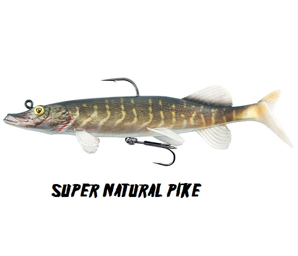 Esca artificiale Fox Rage Replicant Realistic Pike 20 cm 100 gr
