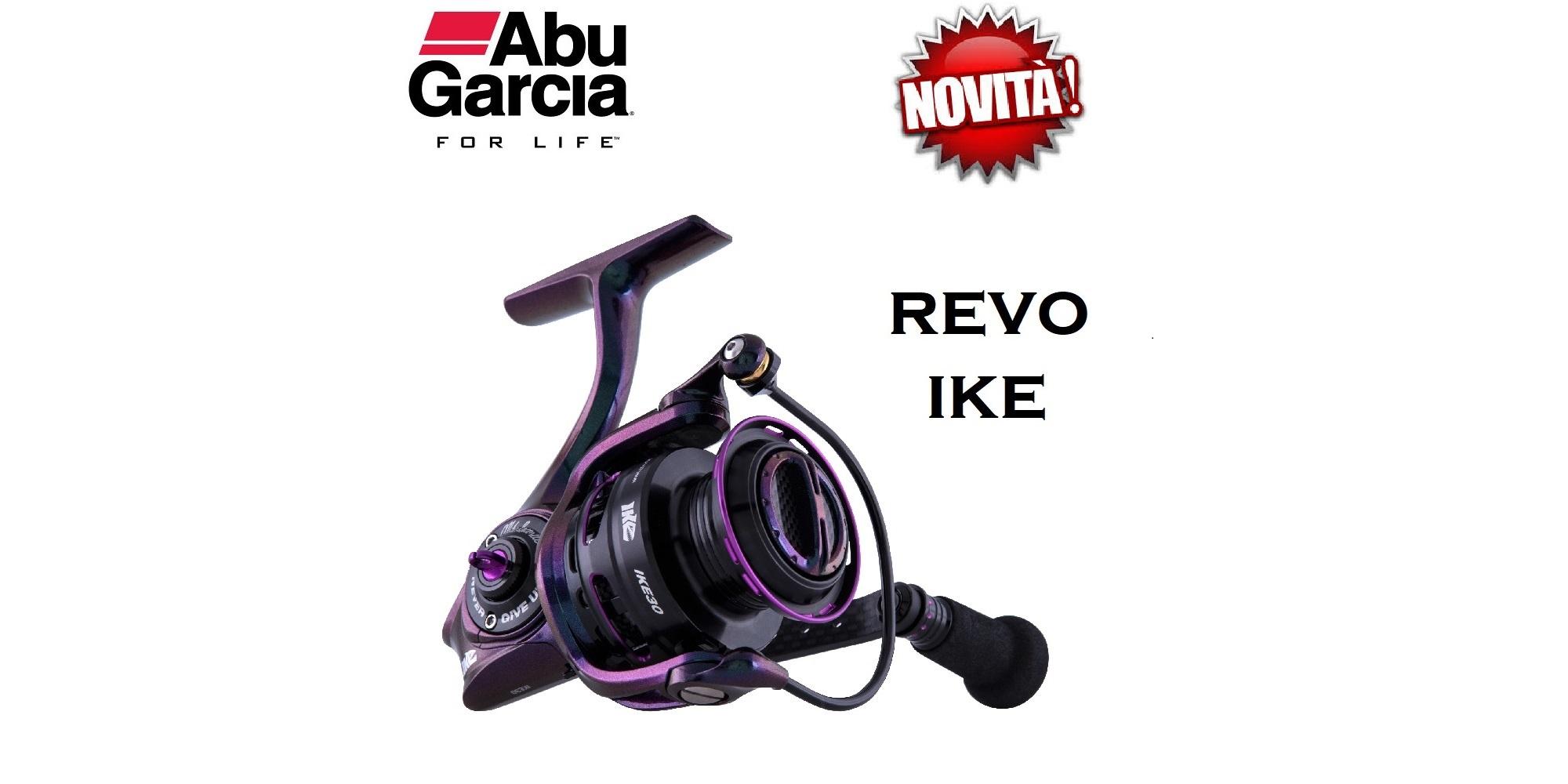 Mulinello Abu Garcia Revo Ike REVO2IKESP20  cod 1475708