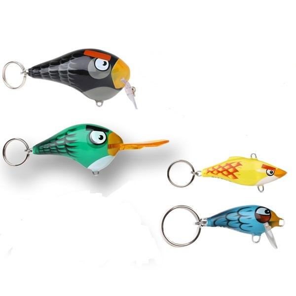Porta chiavi Angry Birds Rapala