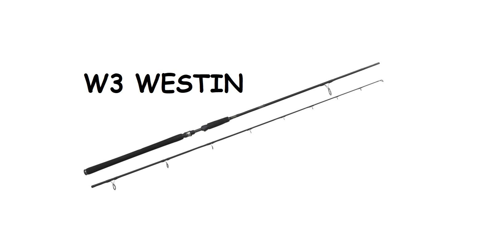 "Canna da Spinning Westin W3 8'3"" / 248 cm XXH / 40-130 g"