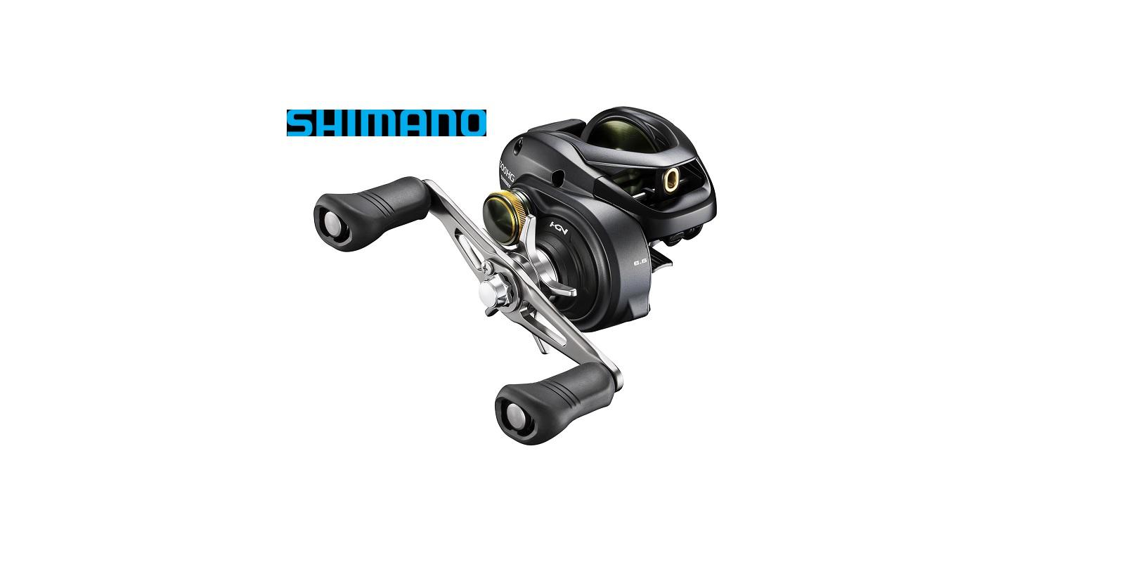 Mulinello Casting Shimano Curado K 301 Left Hand  cod CU301K