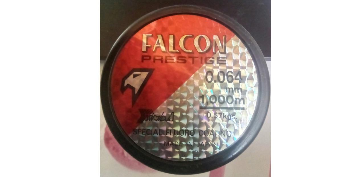 Monofilo Nylon Falcon Prestige Fluorocoated mt1000