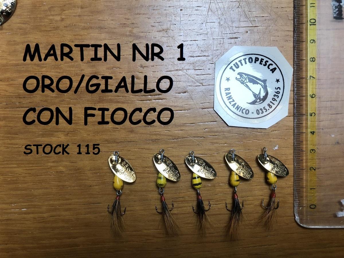 Cucchiaini Martin Gr 1 con fiocco
