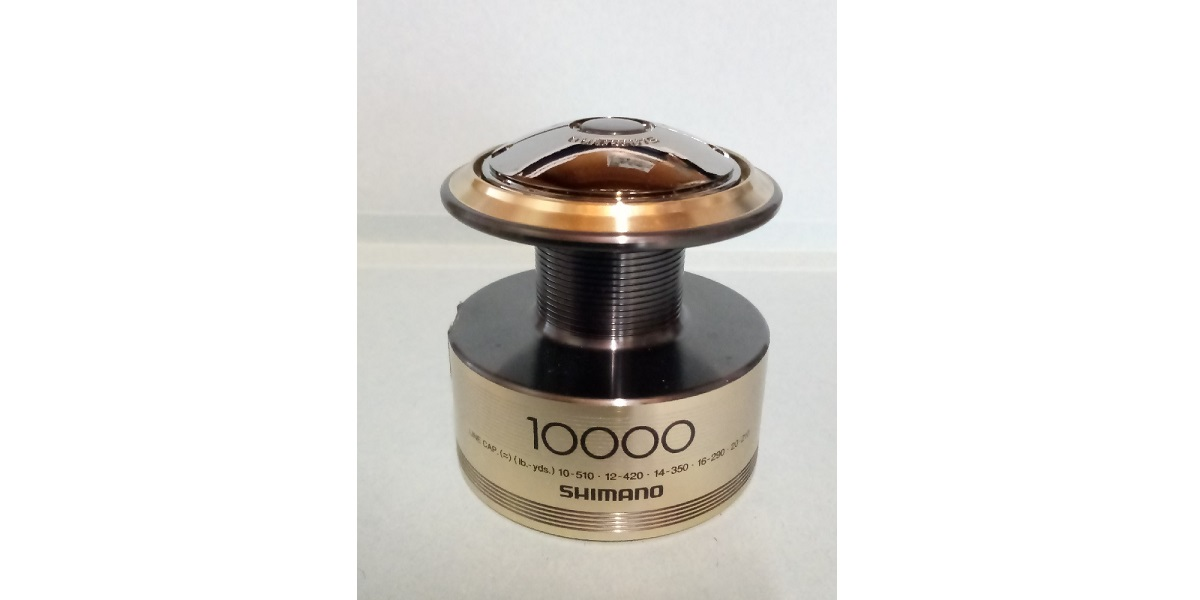 Bobina ricambio Shimano Baitrunner 10000