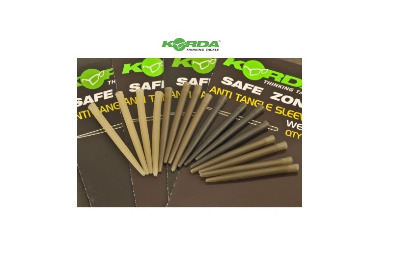 Anti tangle hooklink sleeves Korda