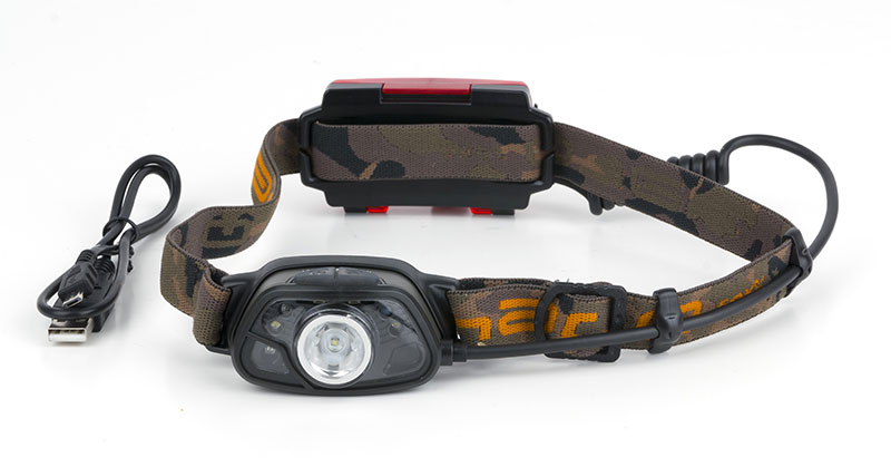Lampada frontale Fox Halo MS300C Headtorch