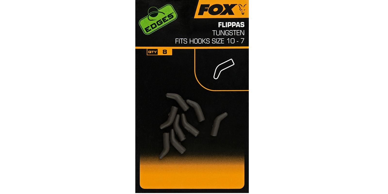 Fox Edges Tungsten Flippa's Size 10 cod CAC733