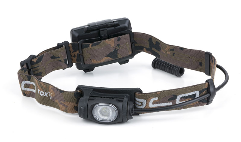 Torcia da testa Fox Halo AL320 Headtorch CEI164