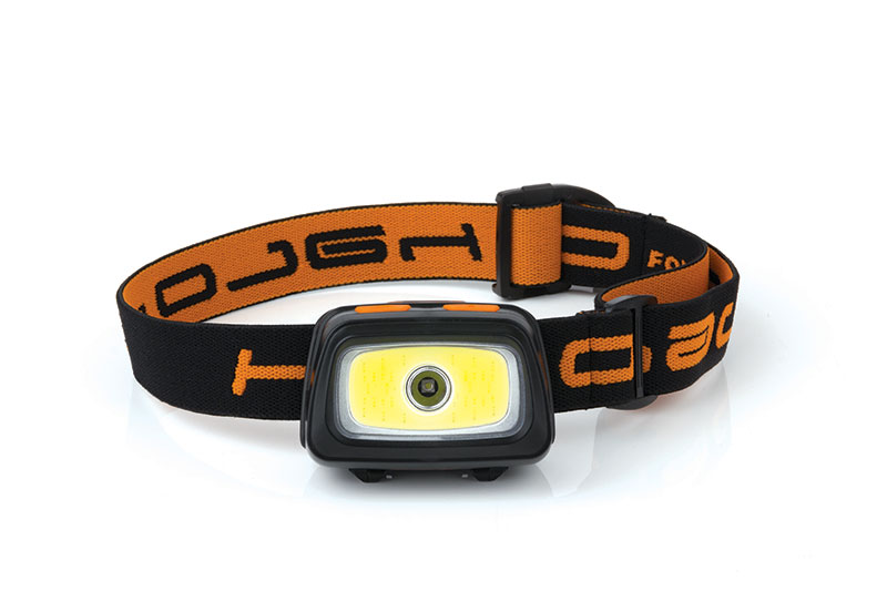 Torcia da testa Fox Halo Multi Color Headtorch CEI169