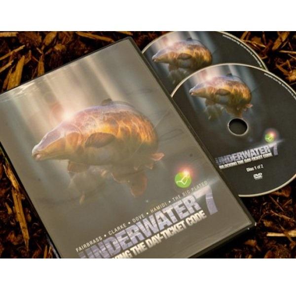 DVD Korda Underwater Part 7