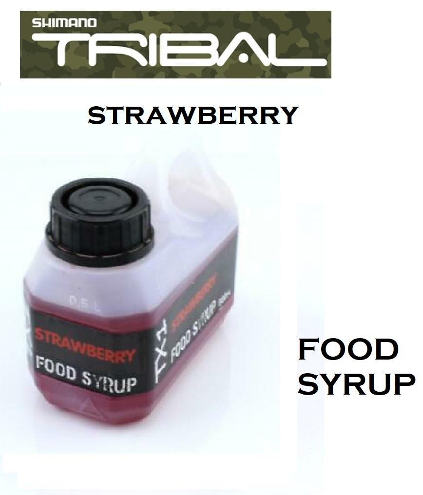 Sciroppo TX1 Strawberry food Syrup 500 ml attractant cod TX1SBLA500