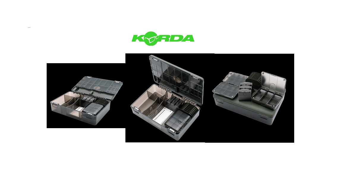 Tackle Box Korda cod KBOX16