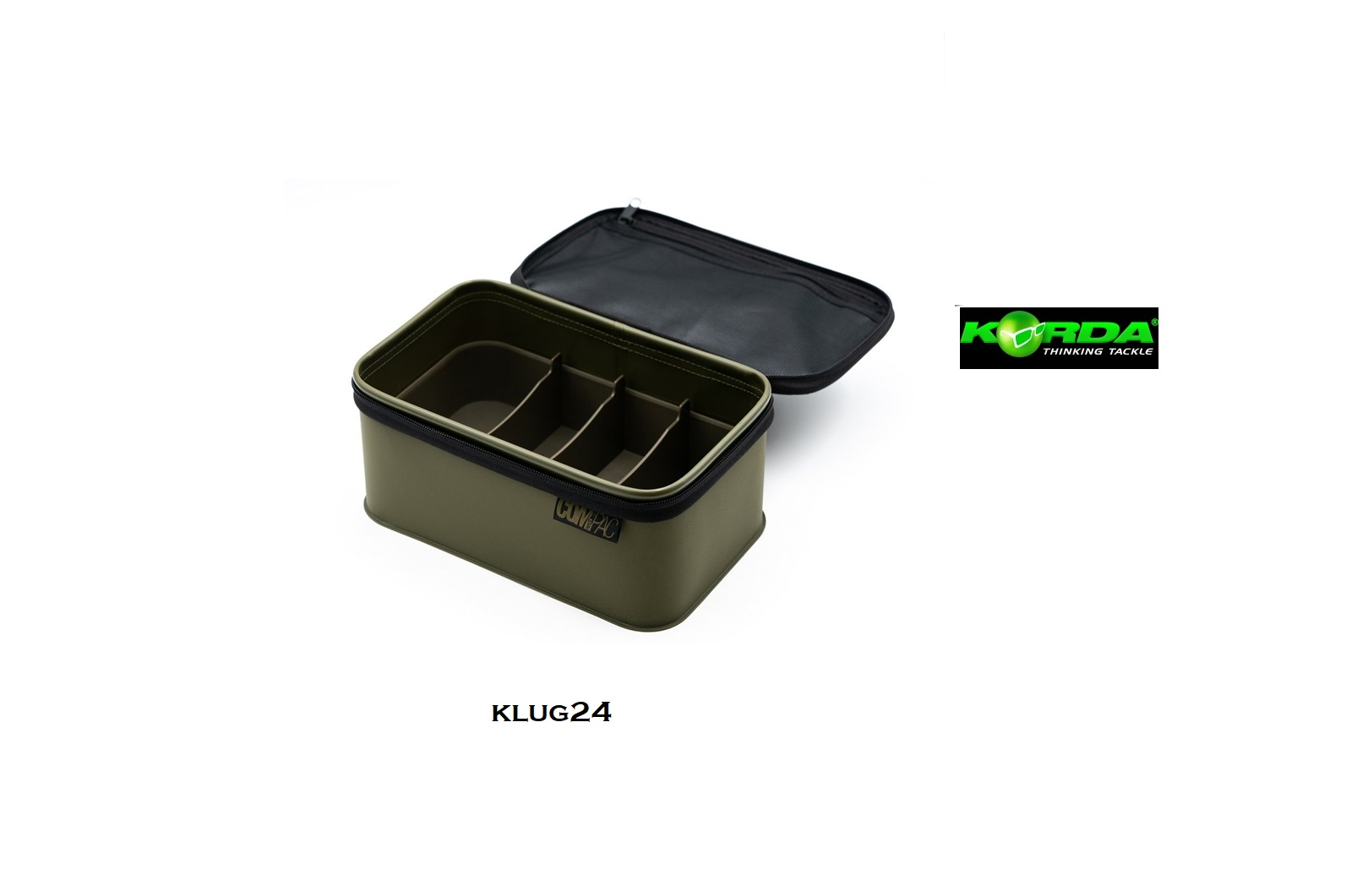 Borsa Compac 150 Tackle Safe Edition  Korda cod KLUG24