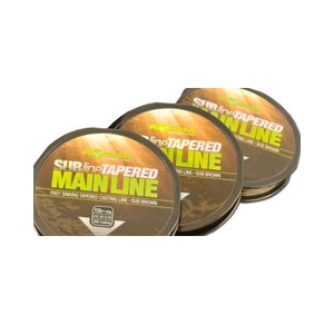 FILO CONICO KORDA SUBLINE TAPERED MAIN LINE