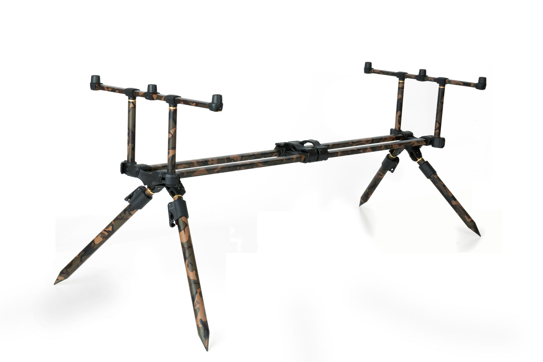 """Horizon Duo Fox camo 3 rod pod inc 2 x 36"""" long legs Cod CRP037"""