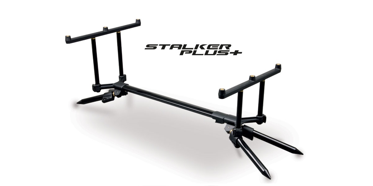 Stalker Plus Pod In Case & Buzzer Bars Fox crp022