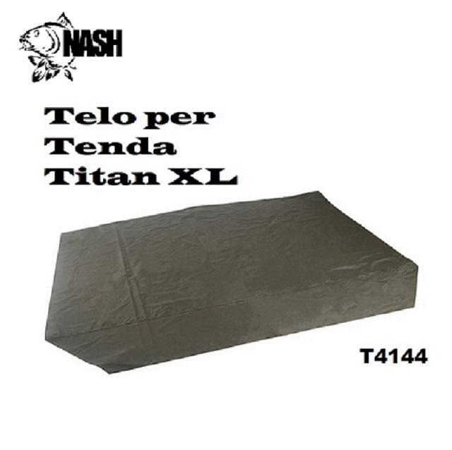Telo groundsheet Titan Hide Xl t4144
