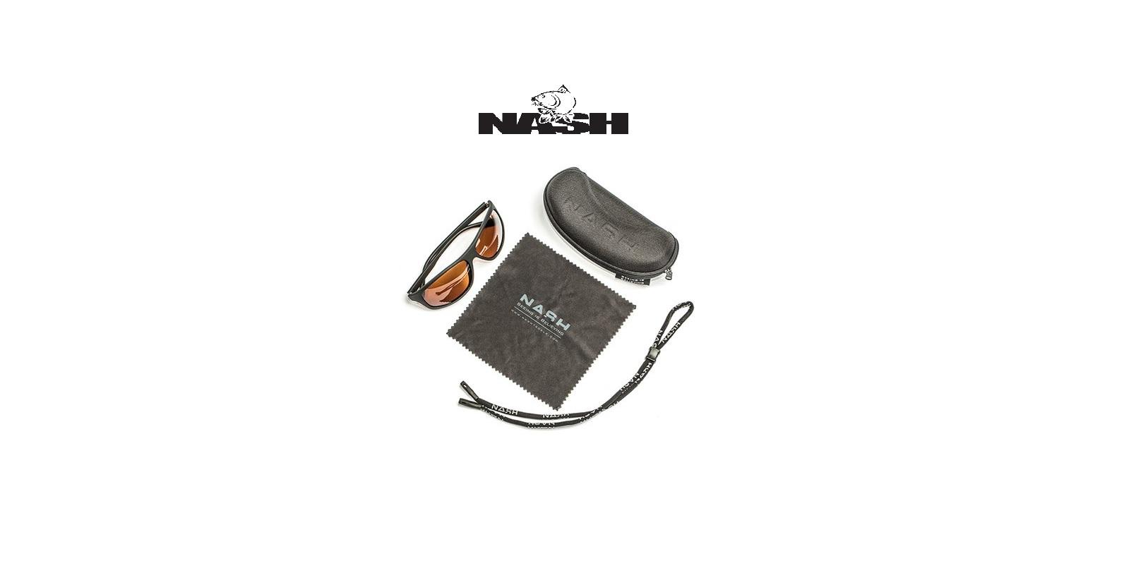 Occhiali da sole Nash  Amber Wraps cod C3008