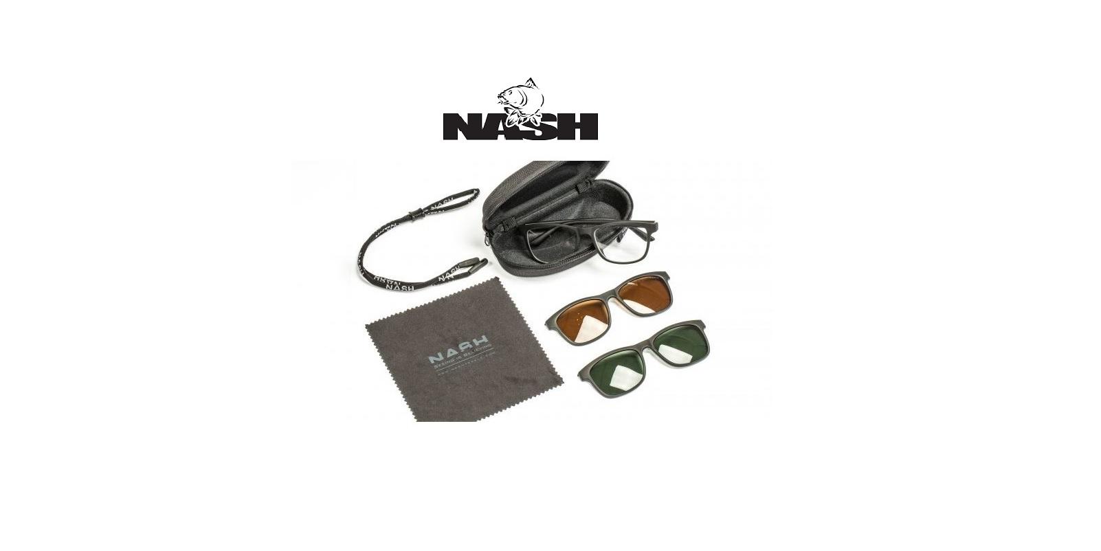 Occhiali da sole Nash Mag Optix Sunglasses cod C3005