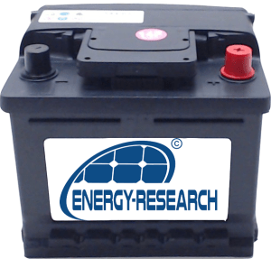 Batteria al Litio Power Buddy Energy Research 36 Vdc 60Ah  22 kg