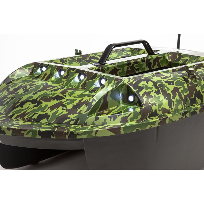 Xplor bait boat carpfishing verde camo