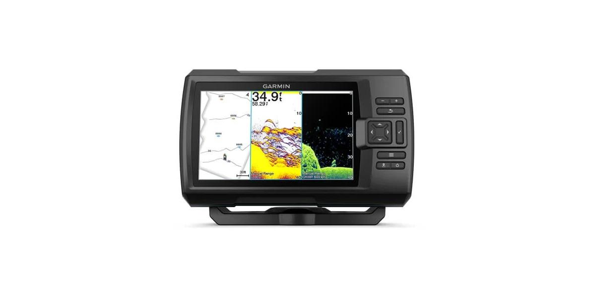 Ecoscandaglio Garmin STRIKER™ Vivid 7cv With GT20-TM Transducer Cod 010-02552-01