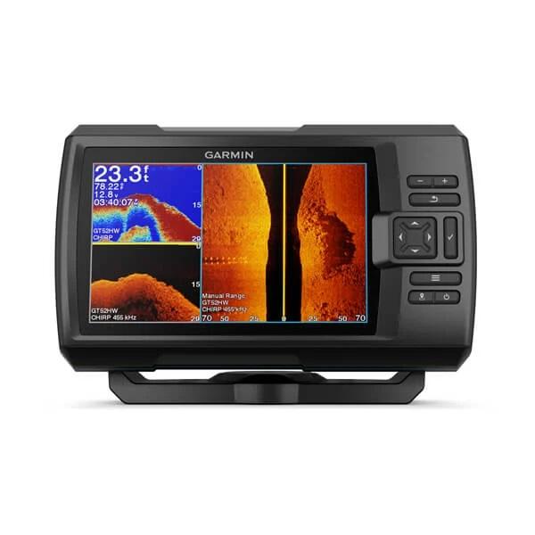 Ecoscandaglio Garmin STRIKER™ Vivid 7sv With GT52HW-TM Transducer Cod 010-02553-01