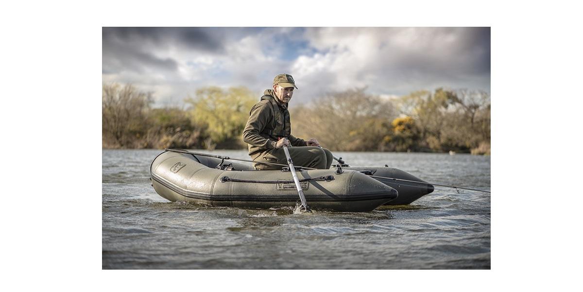Gommone Fox EOS® 250 BOAT  colore verde  cod CIB036