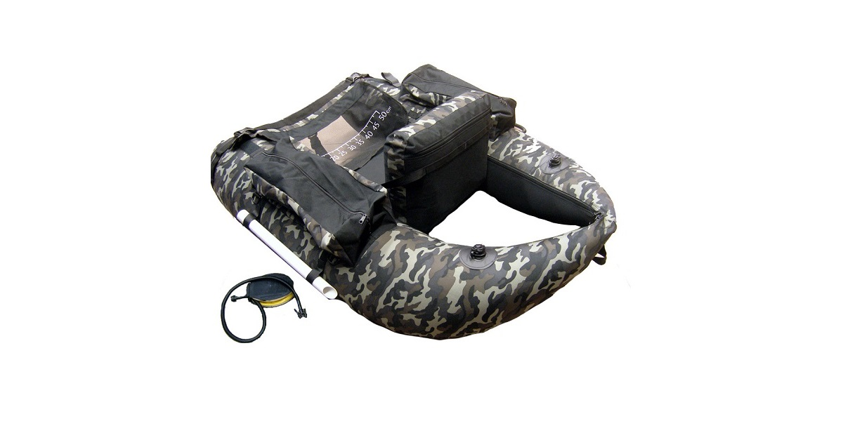 Belly Boat Lineaeffe Camouflage