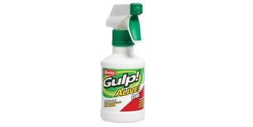 Spray Berkley Gulp! Alive!