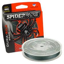 Filo trecciato Spiderwire Dura Silk  0,08 mm 137 m