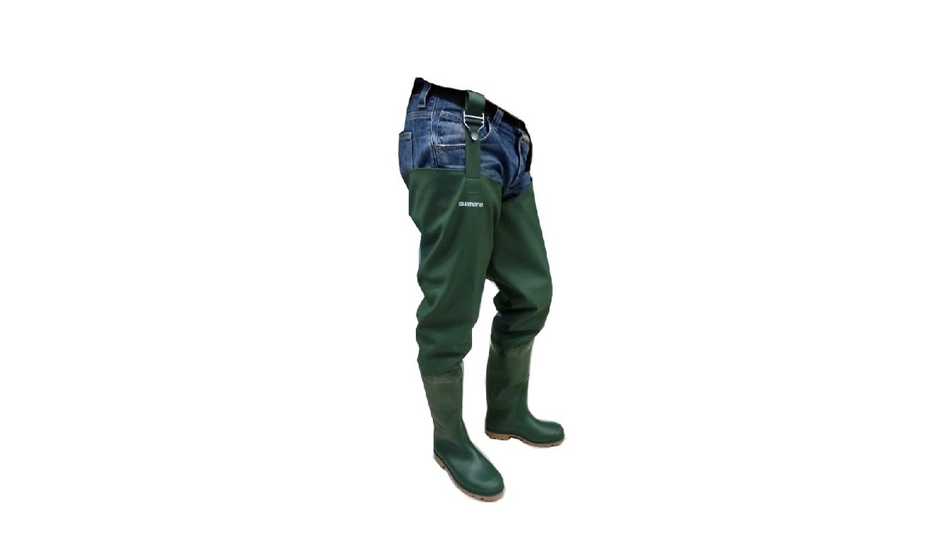 Shimano stivali pvc cosciali thigh boot Shimano