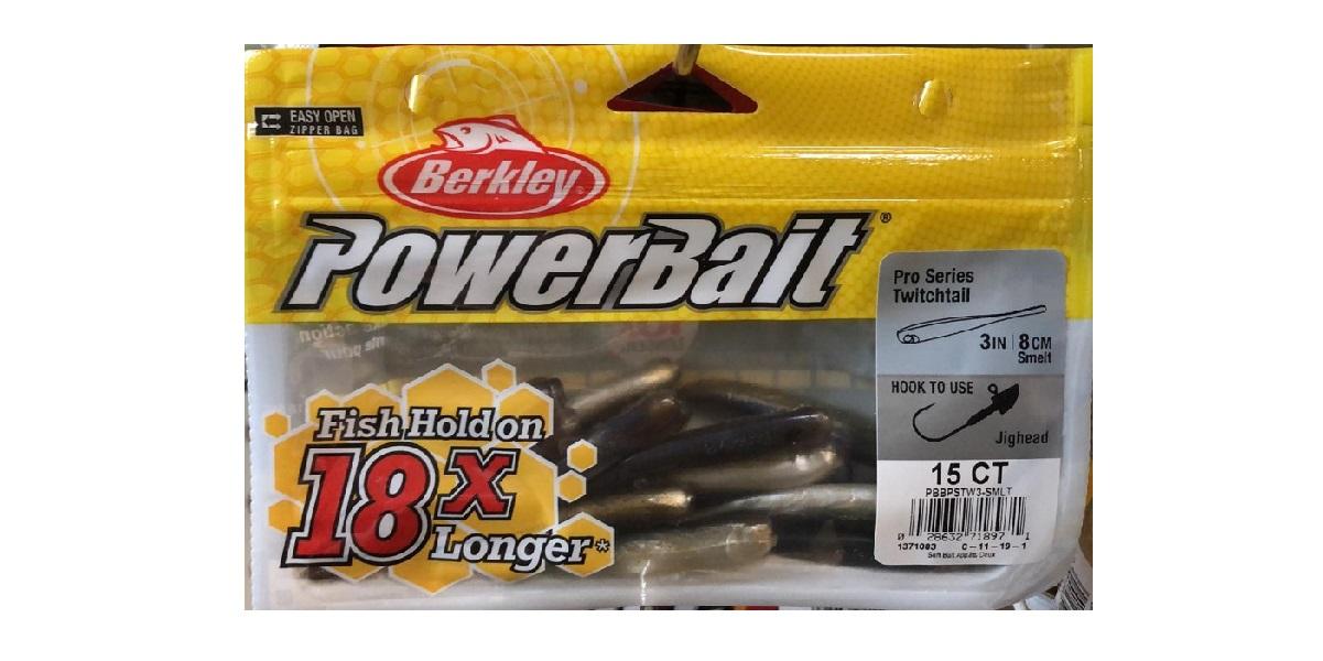 Minnow Power Bait Twitchtail Berkley