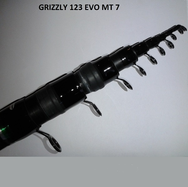Canna Maver Grizzly 123 MT 700